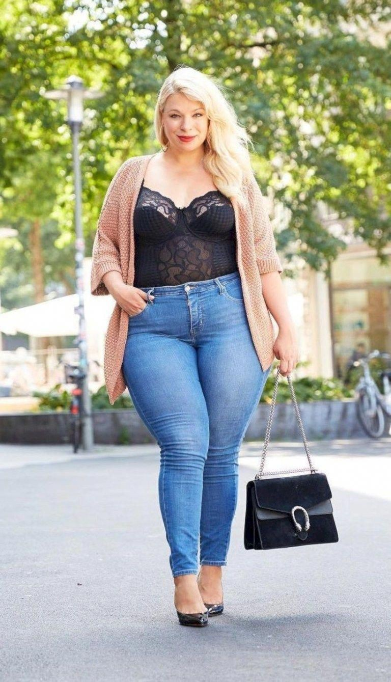 Look plus size sensual, Plus-size clothing