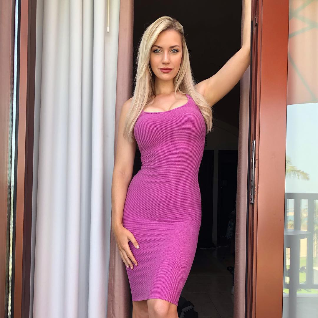 Find out these lovely paige spiranac dress