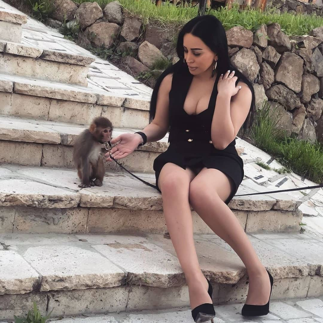 Fabulous tips on black hair, Ani Vardanyan