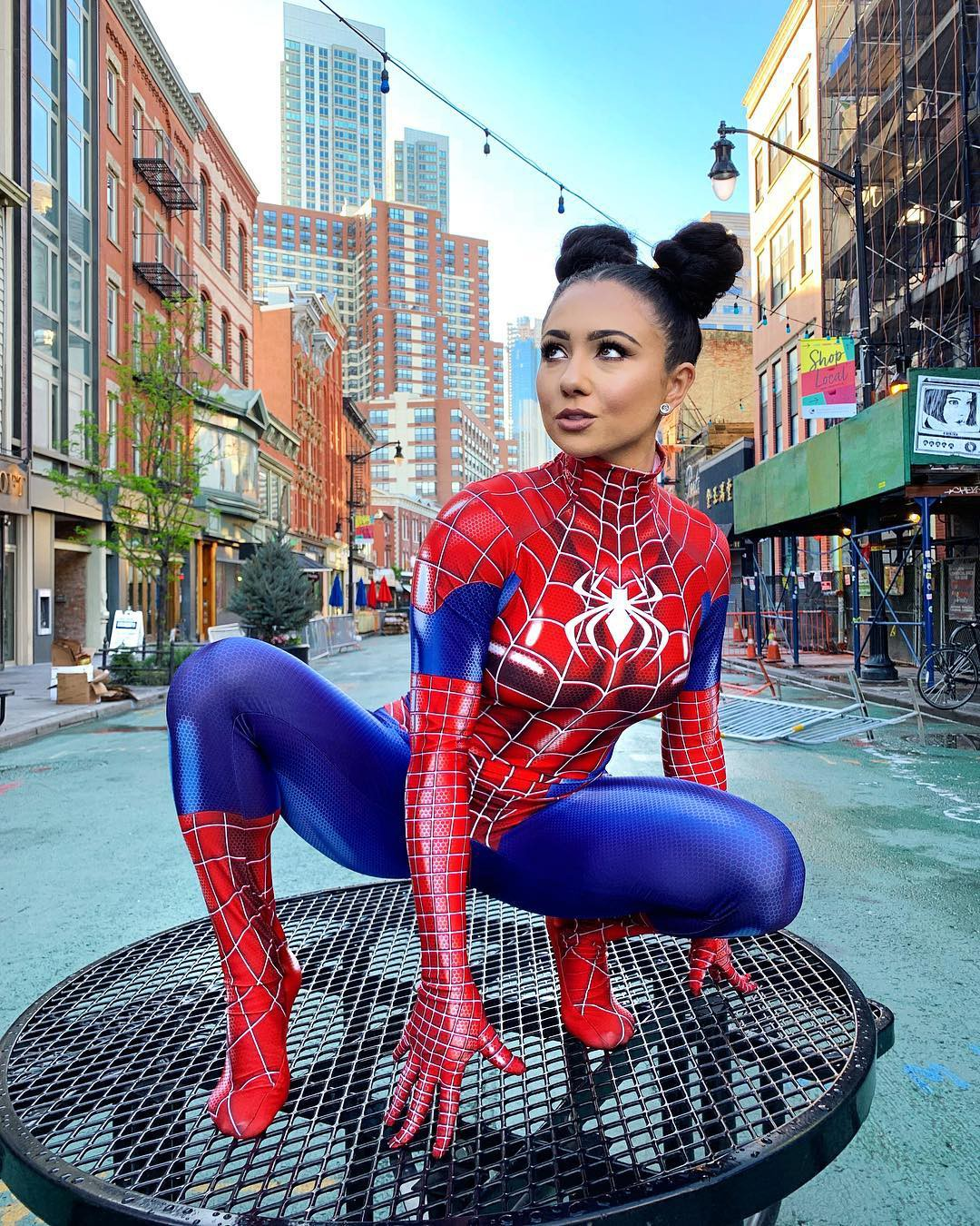 Find more on ashley nocera spiderman