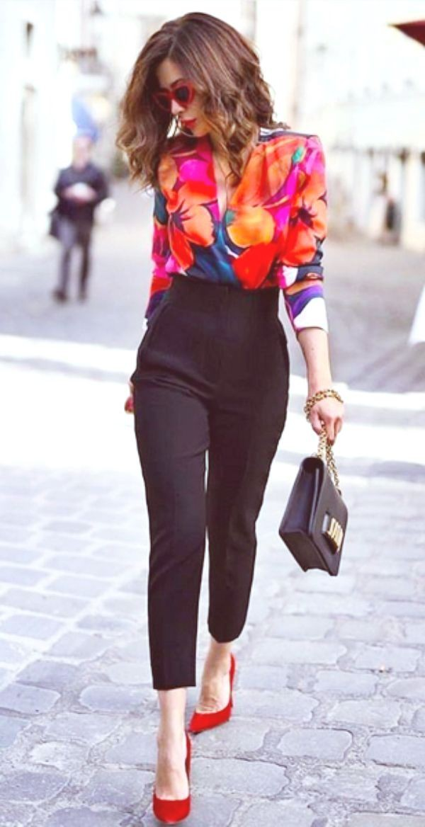 Office outfits for young women