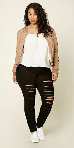 Plus size girl outfits, Plus-size clothing