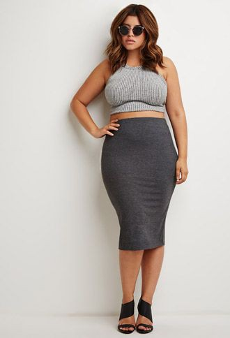 Affordable and elegant fashion model, Plus-size model
