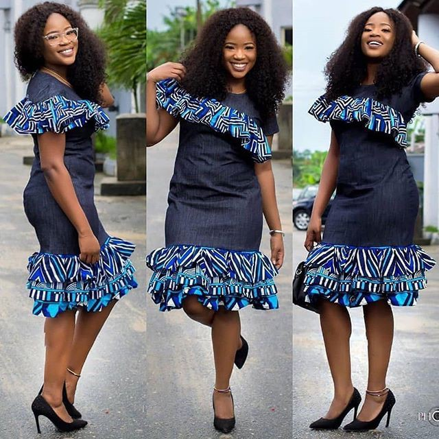 Latest ankara gown styles 2019, African Dress