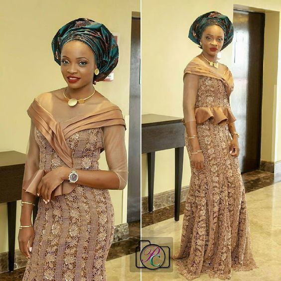 Most dashing Aso ebi, African wax prints