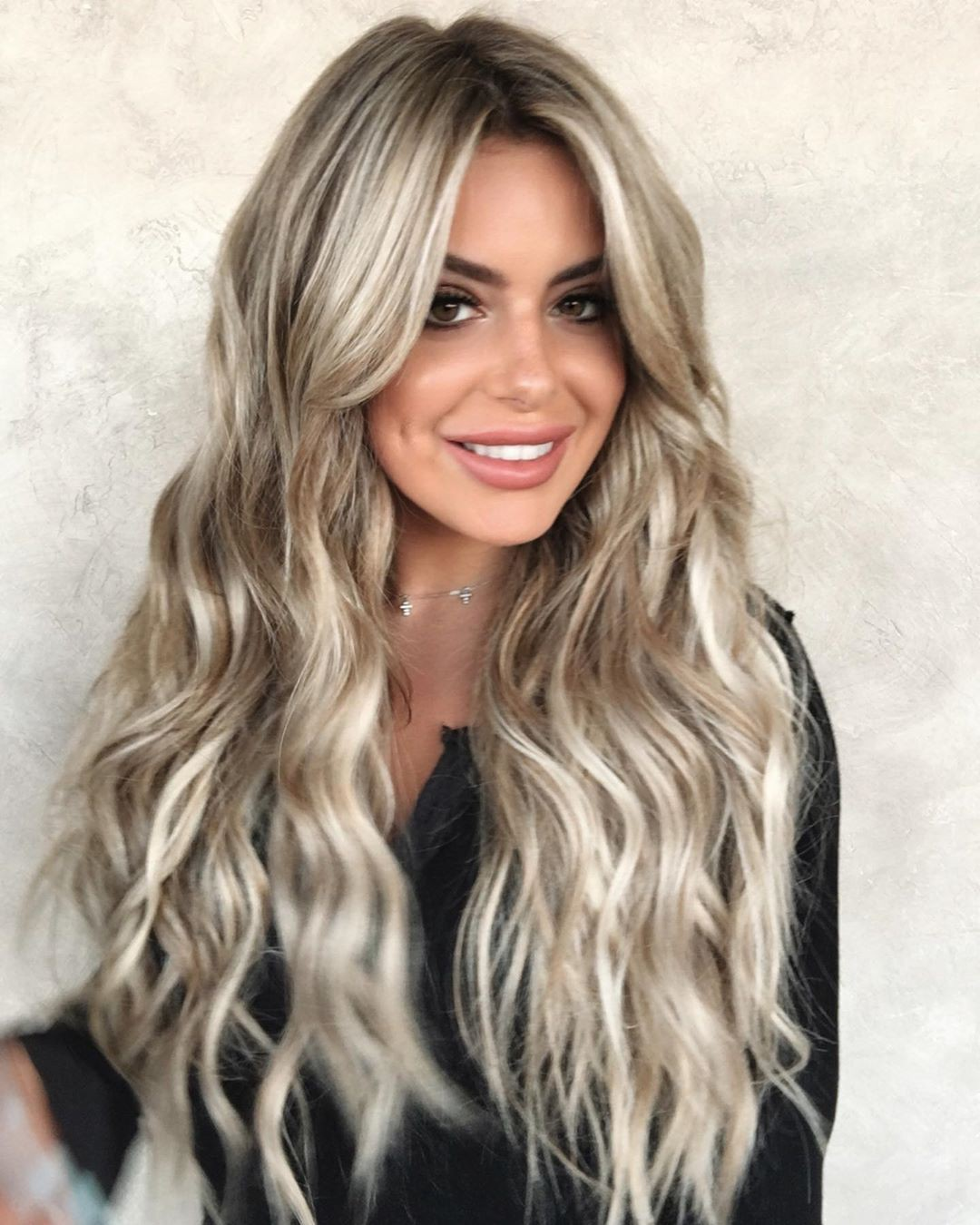Brielle Biermann Instagram Pictures, Hair coloring, Feathered hair