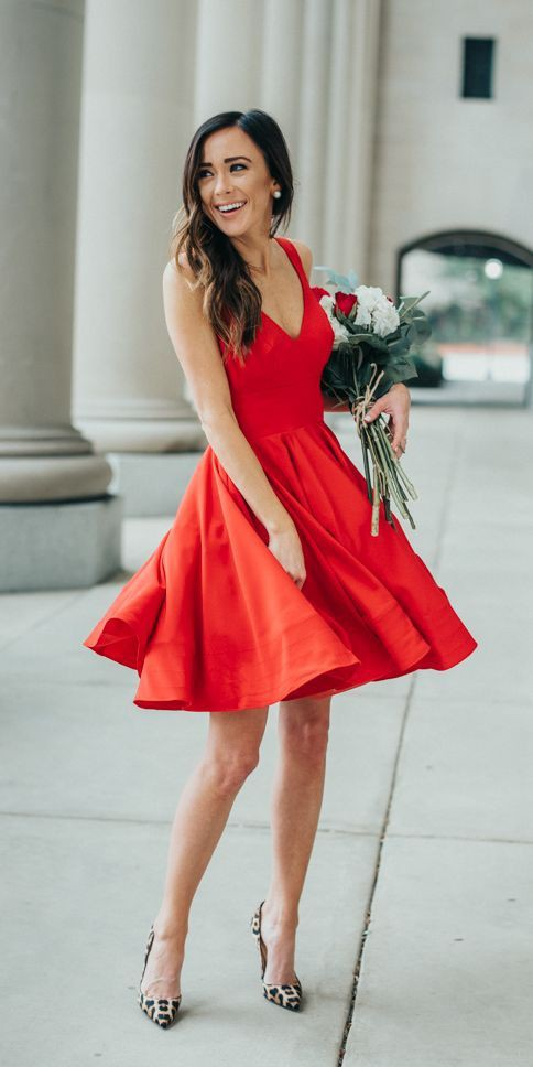Outfit Ideas For Valentine's Day, Party dress, Bridesmaid dress