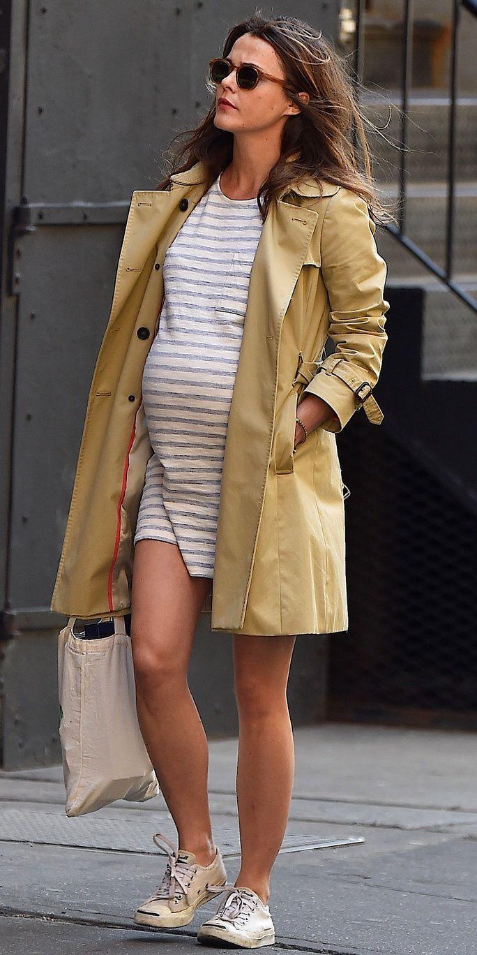 Innovative ideas for maternity street style, Maternity clothing