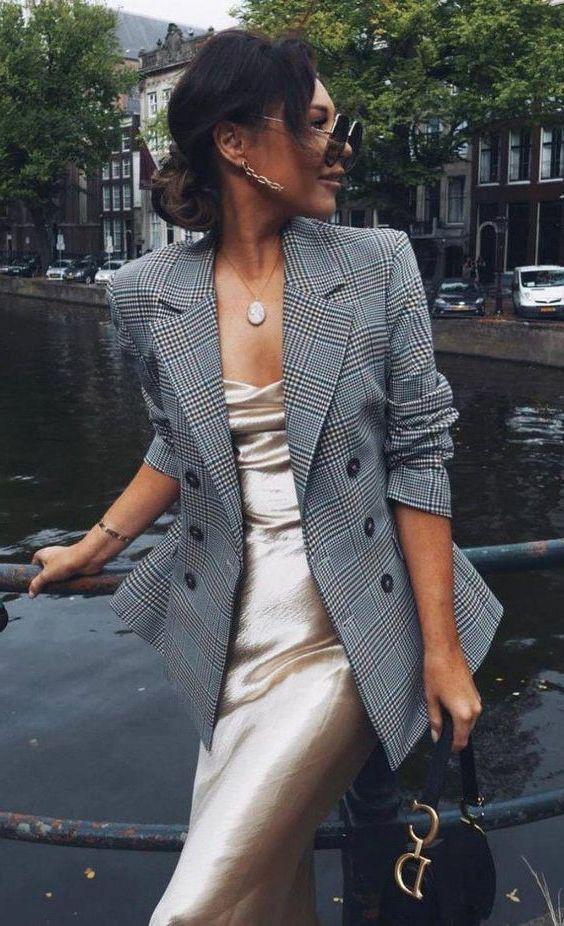 Fantastic fashion model