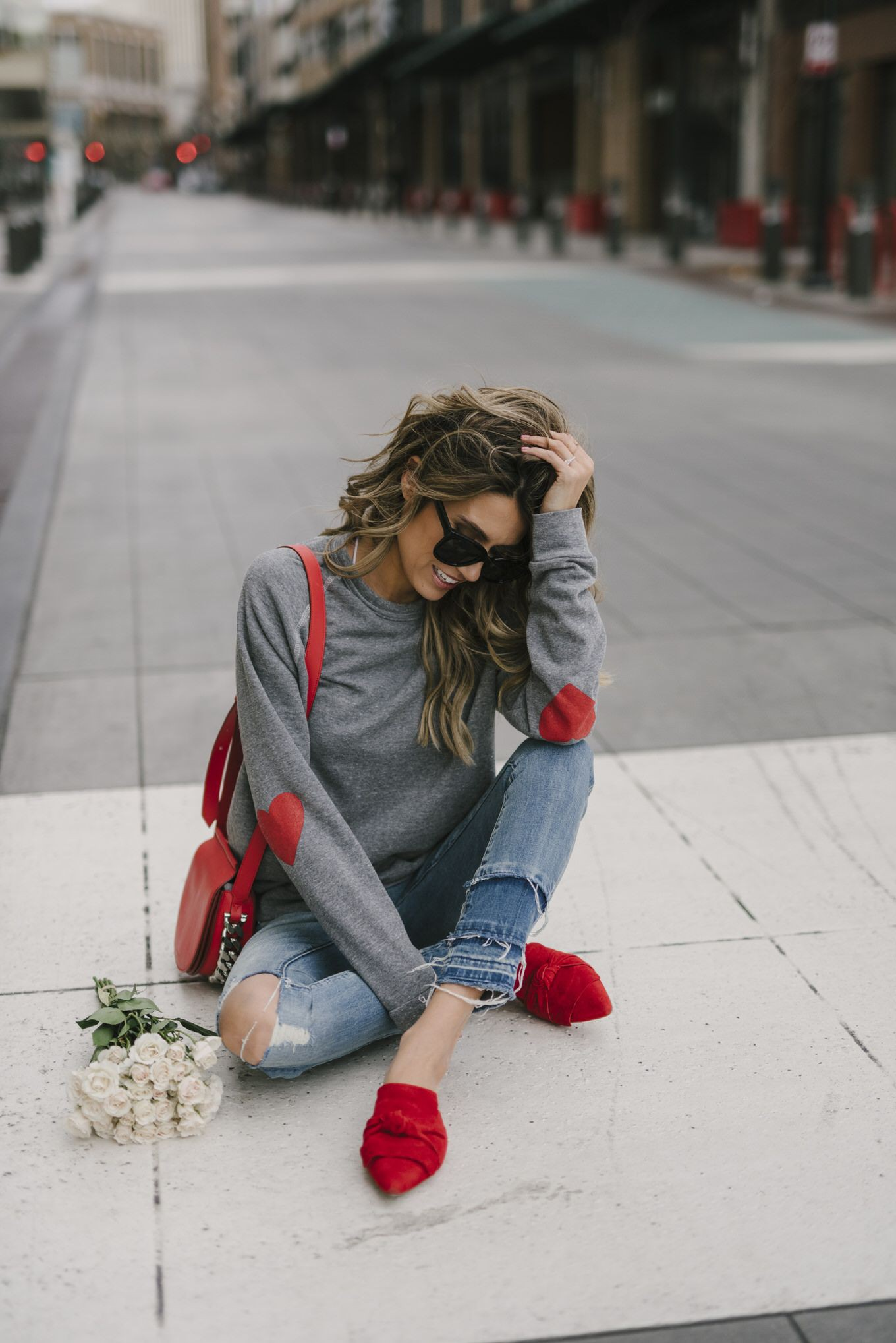 Casual wear Outfit Ideas For Valentine's Day