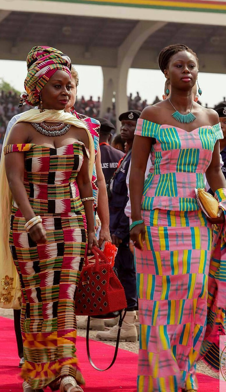 Most liked and must see kente styles 2018, African wax prints