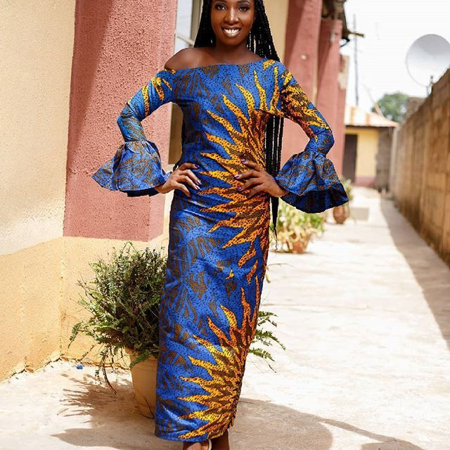 Outstanding suggestions to fashion model, African wax prints
