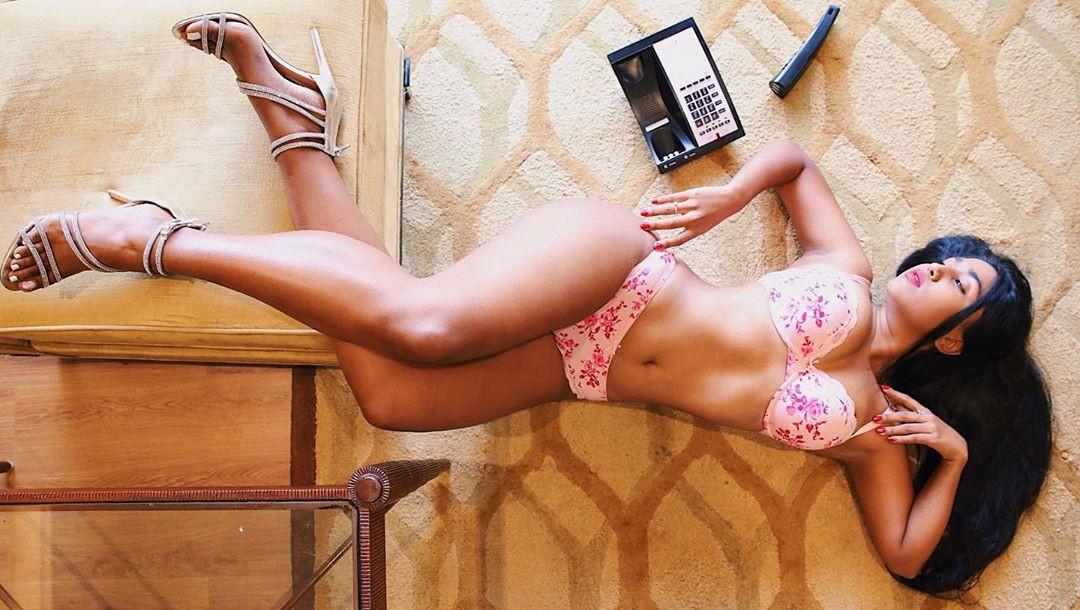 Scarlett M Rose Hot Photos, Pin-up girl, Sexy Lingerie