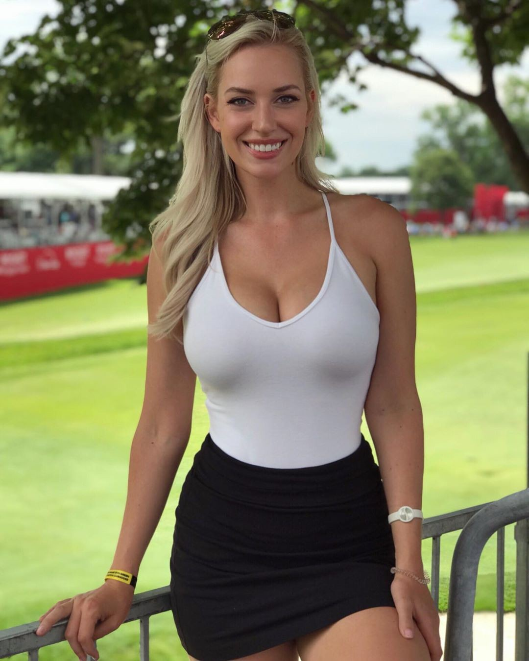 French style paige spiranac hot