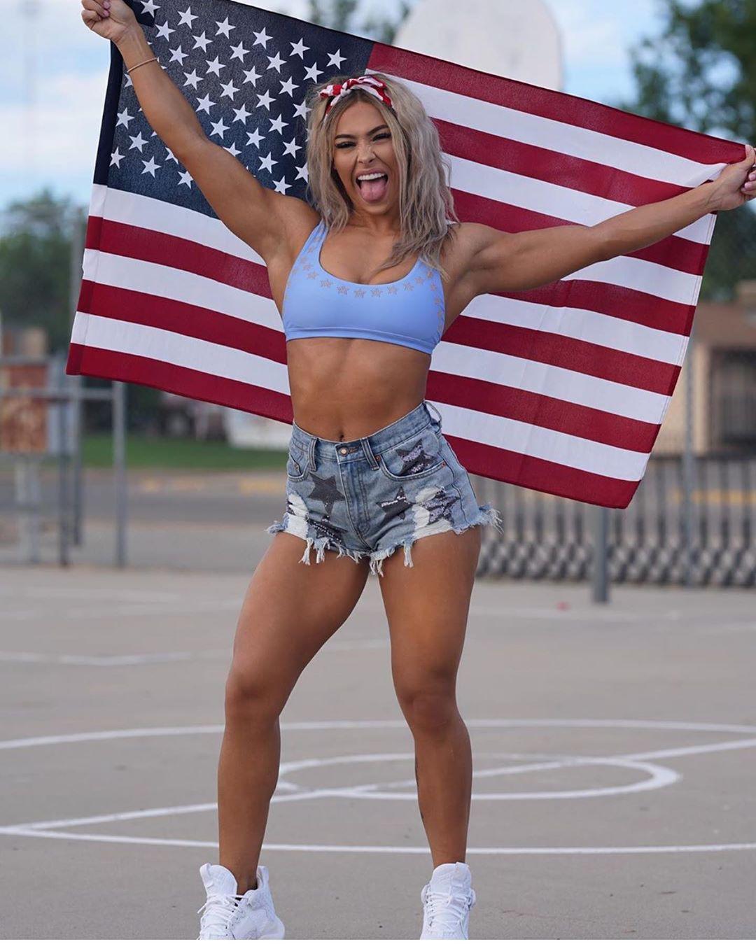 Most awaited style for cheerleading uniform, Cass Martin
