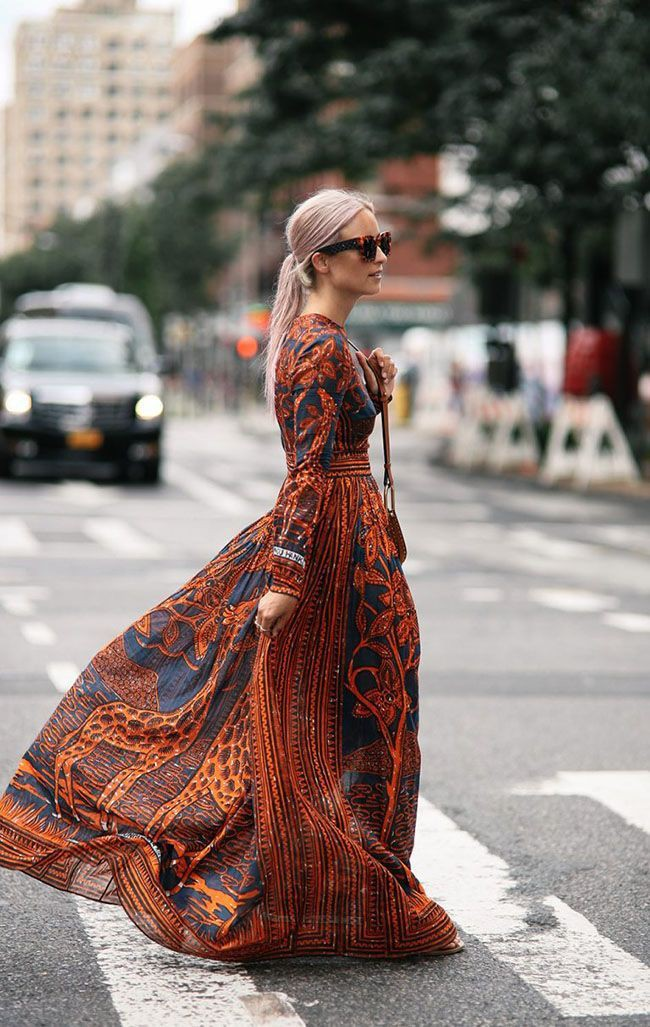 Trendy Outfits For Ladies, Casual wear, Maxi dress