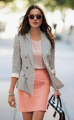 Perfect and daily dose of women outfit, Business casual