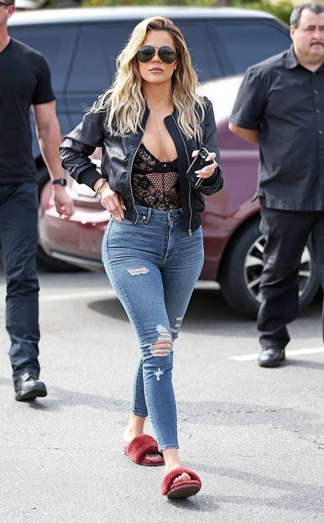 Perfectly designed khloe kardashian outfits, Khloé Kardashian