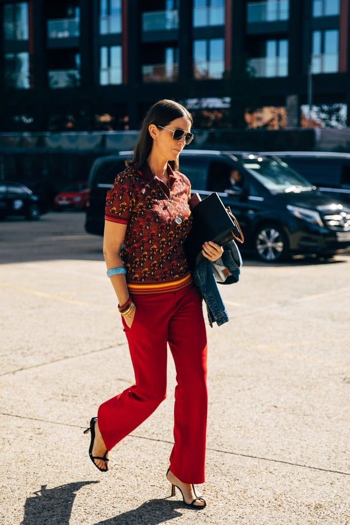 Street Style Outfits For Ladies, London Fashion Week, Street Style Set