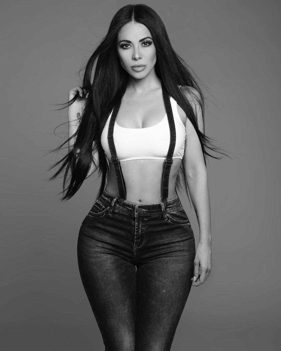 Stunning choice for Jimena Sanchez, Skin Tight
