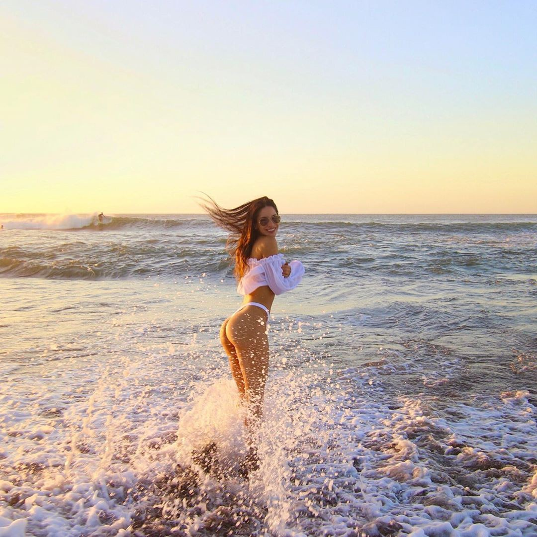 Chocolate girls choice Jen Selter, Physical fitness