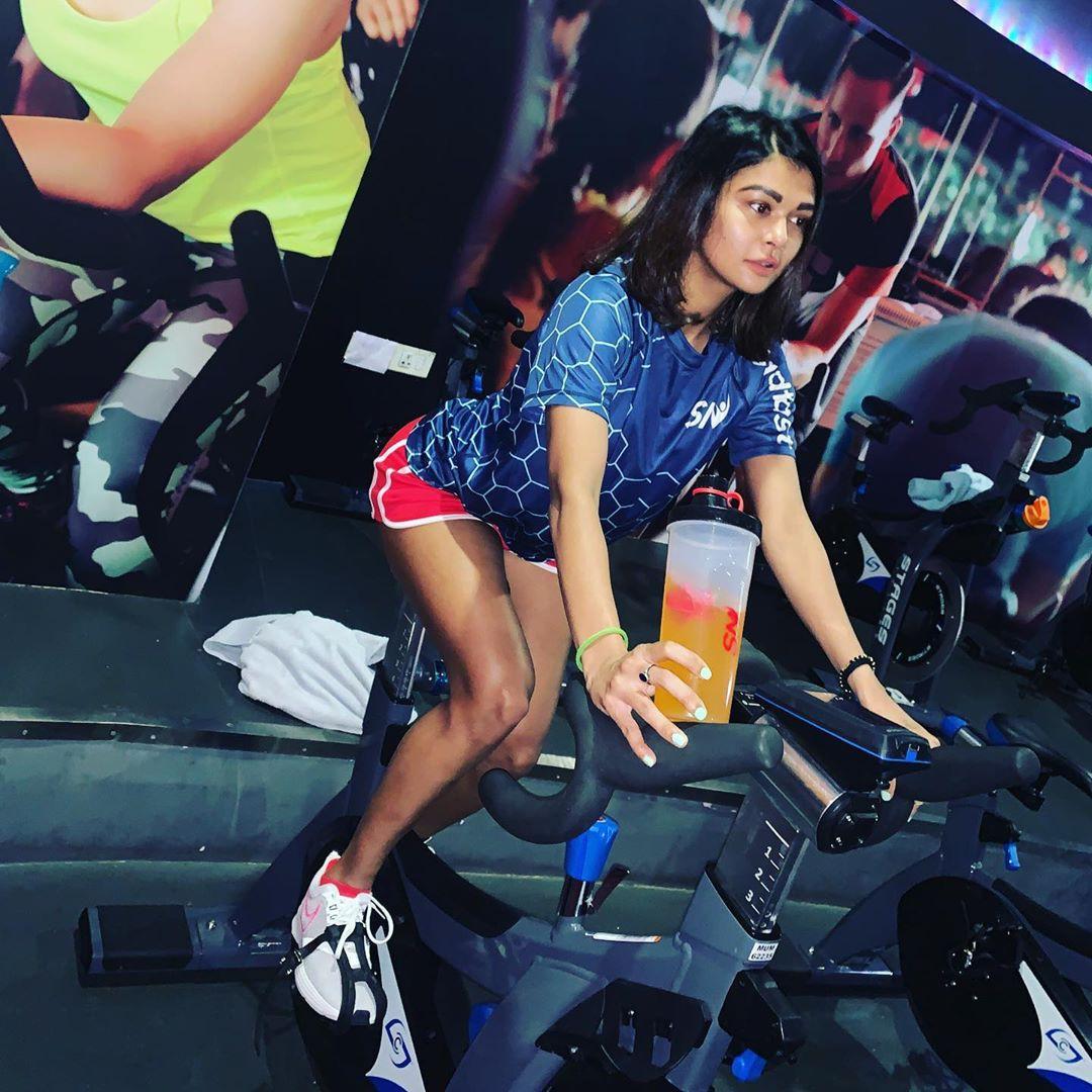 Sakshi Pradhan Instagram, Sakshi Pradhan, Steadfast Nutrition