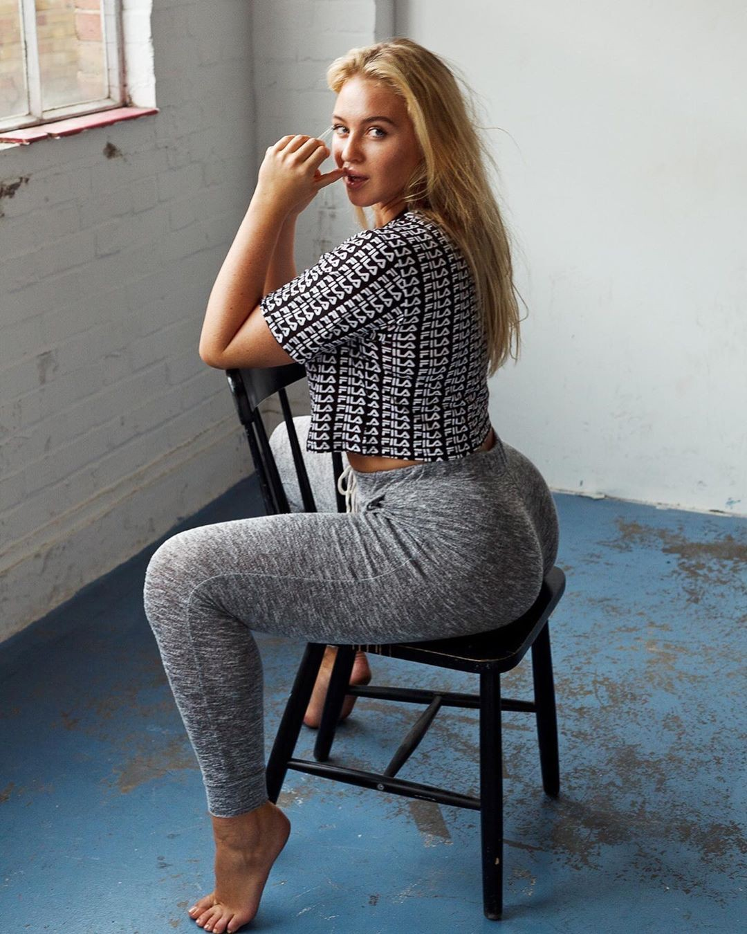 Get these daily iskra lawrence ass, Iskra Lawrence