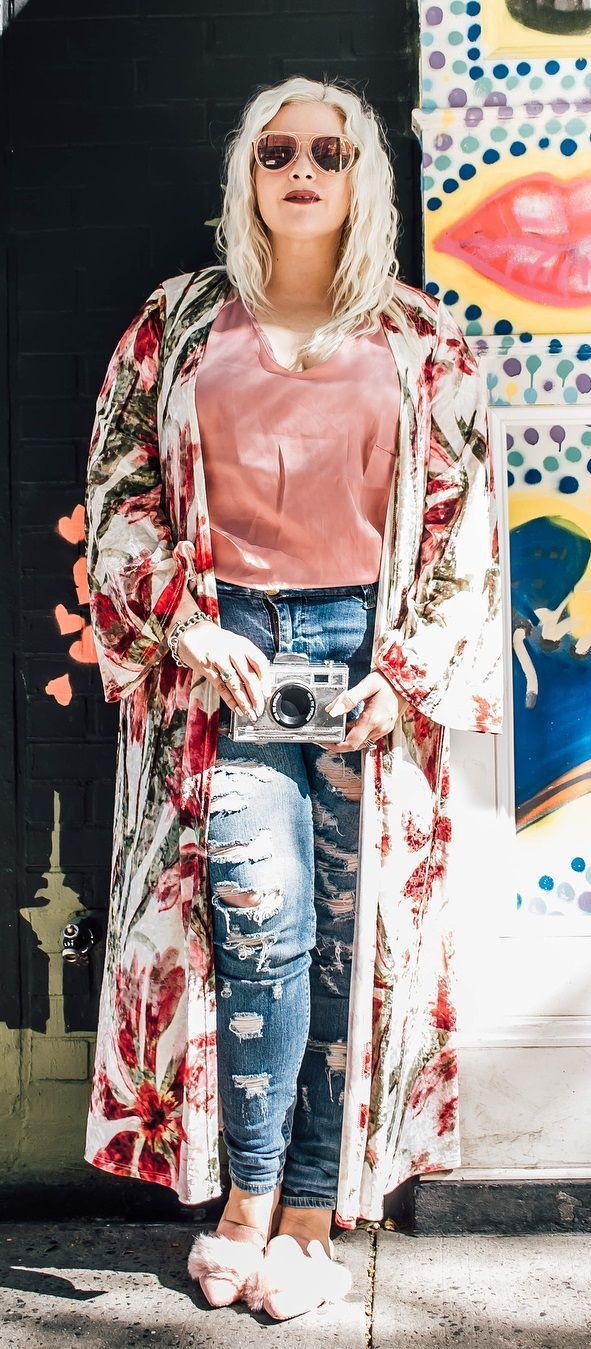 Spring 2019 plus size fashion trends
