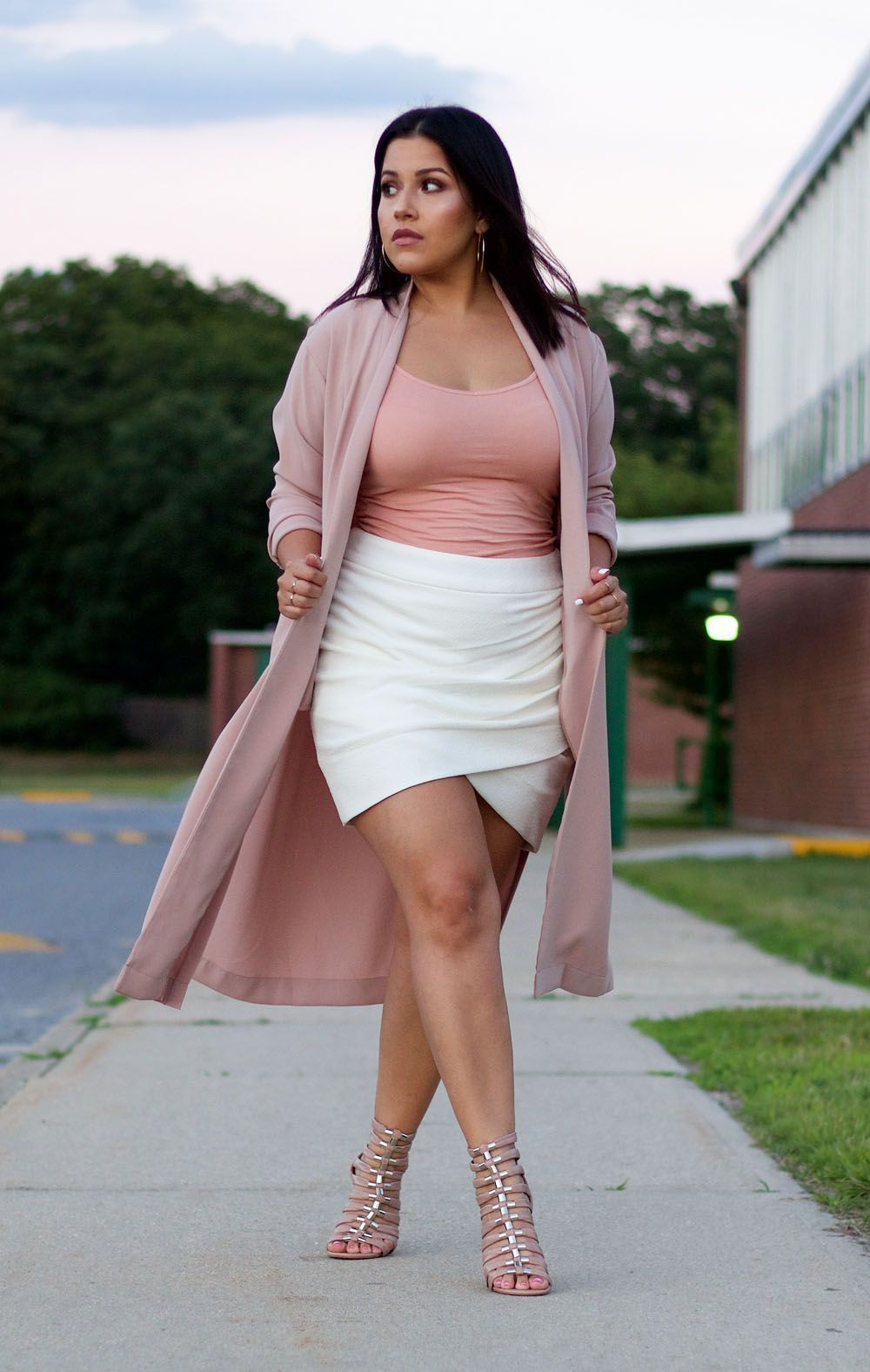 Outfits para chicas con curvas