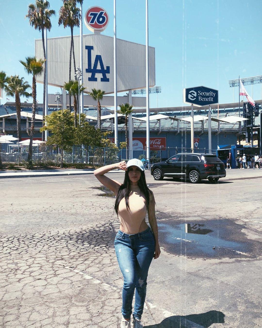 Jimena Sanchez Instagram Pics, Jimena Sanchez, Television presenter