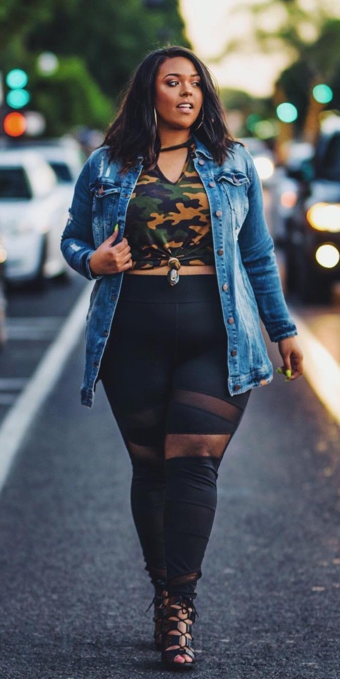 Plus size spring outfits 2019, Plus-size clothing