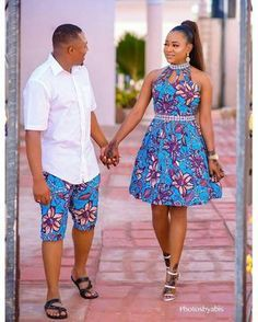 African wear for couples, African Dress