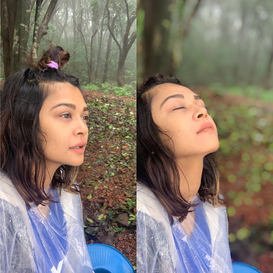 Sakshi Pradhan Instagram, Portrait photography, Hair M