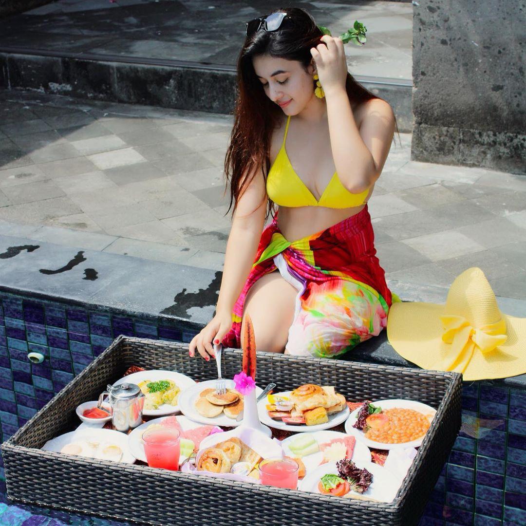 Model turned actress aditi, Aditi Budhathoki
