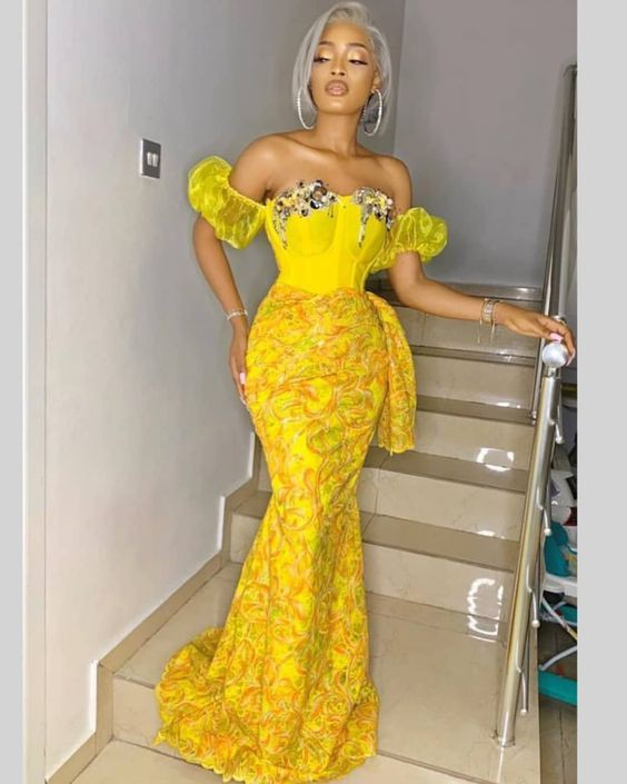 Most desirable outfit for 2019 Aso ebi, African wax prints