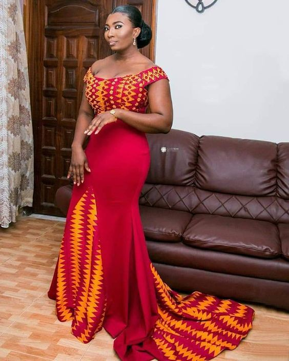 Aso Ebi Styles, African wax prints, African Dress