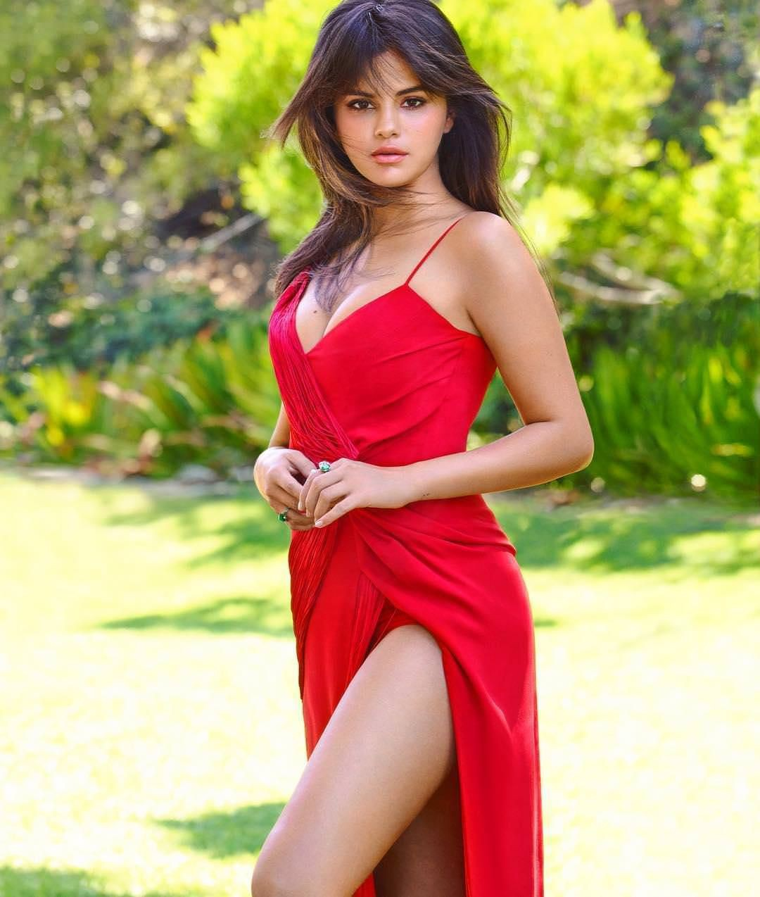 Most liked by Americans selena gomez elle 2018