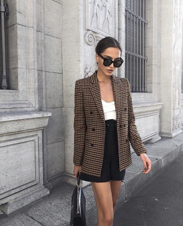 Women Blazer Outfits