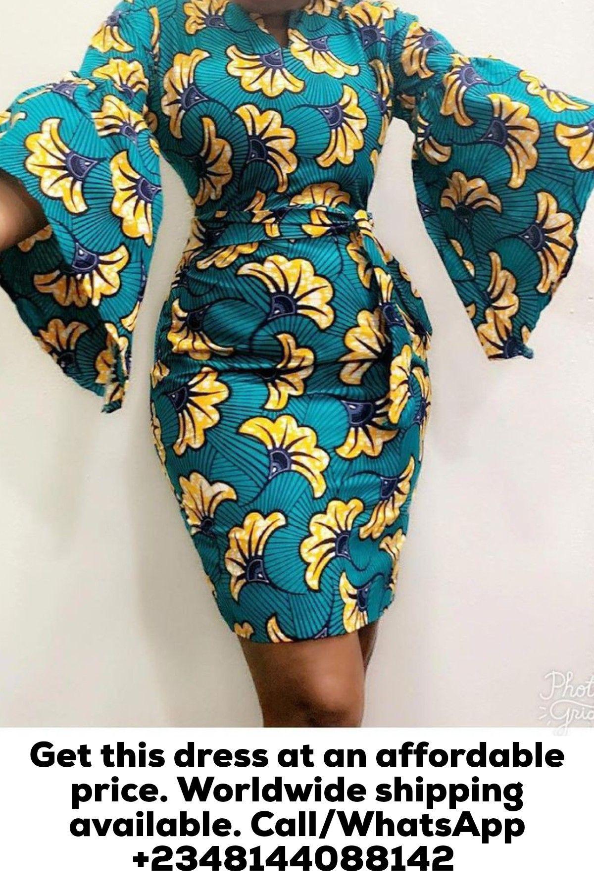 Ankara styles african wear styles for ladies 2019