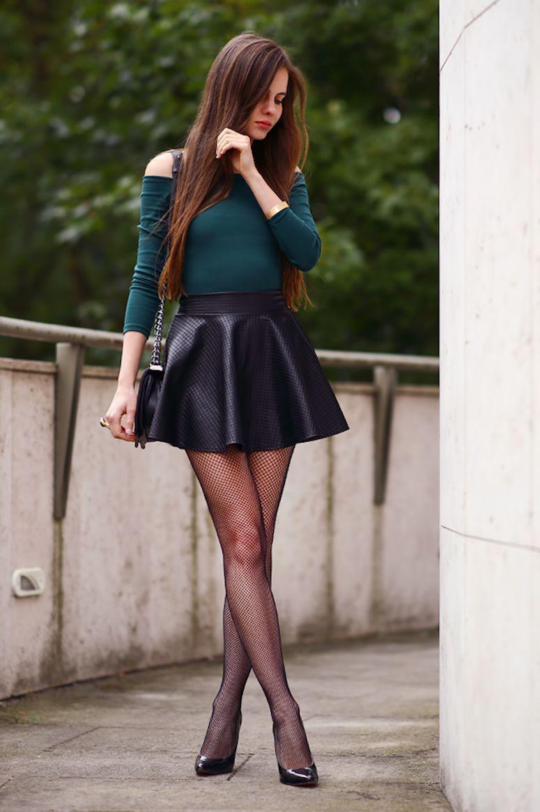 Girls favorite ari maj kabaretki, Stiletto heel