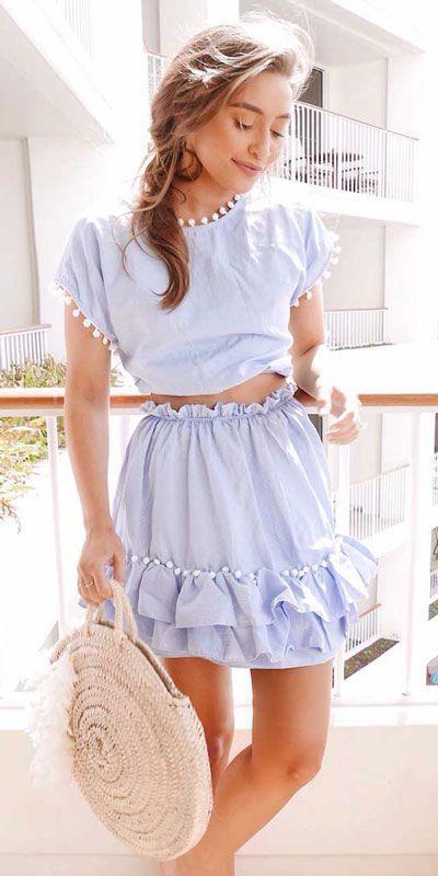 Cute Outfit Ideas For Teenage Girl, Lookfantastic Group Ltd., Crop top