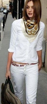 Hermes silk scarf wear, Hermès