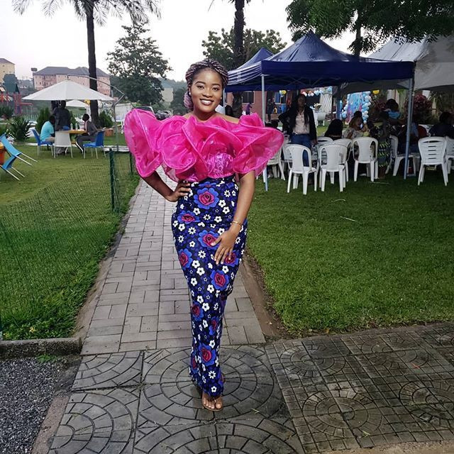 Take at look at 2020 fashion style ankara, African wax prints