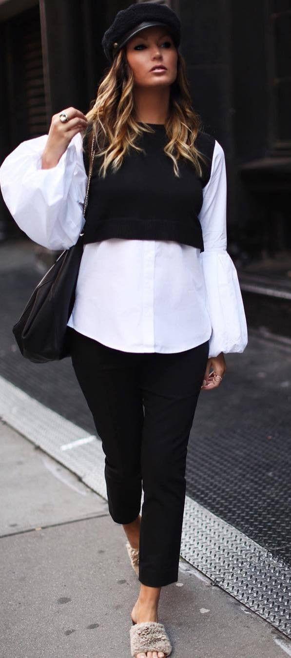Business Casual Teenage Girl Job Outfits