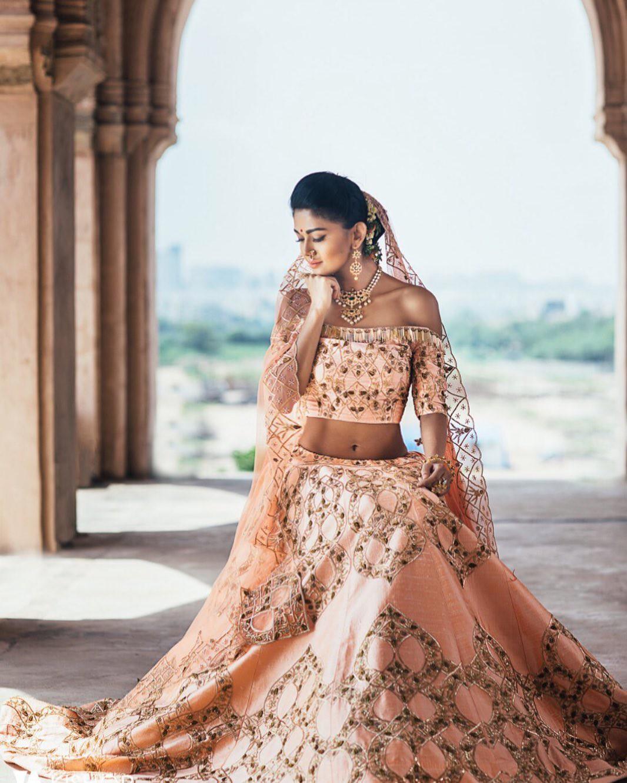Sakshi Pradhan Instagram, Fashion in India, Wedding dress