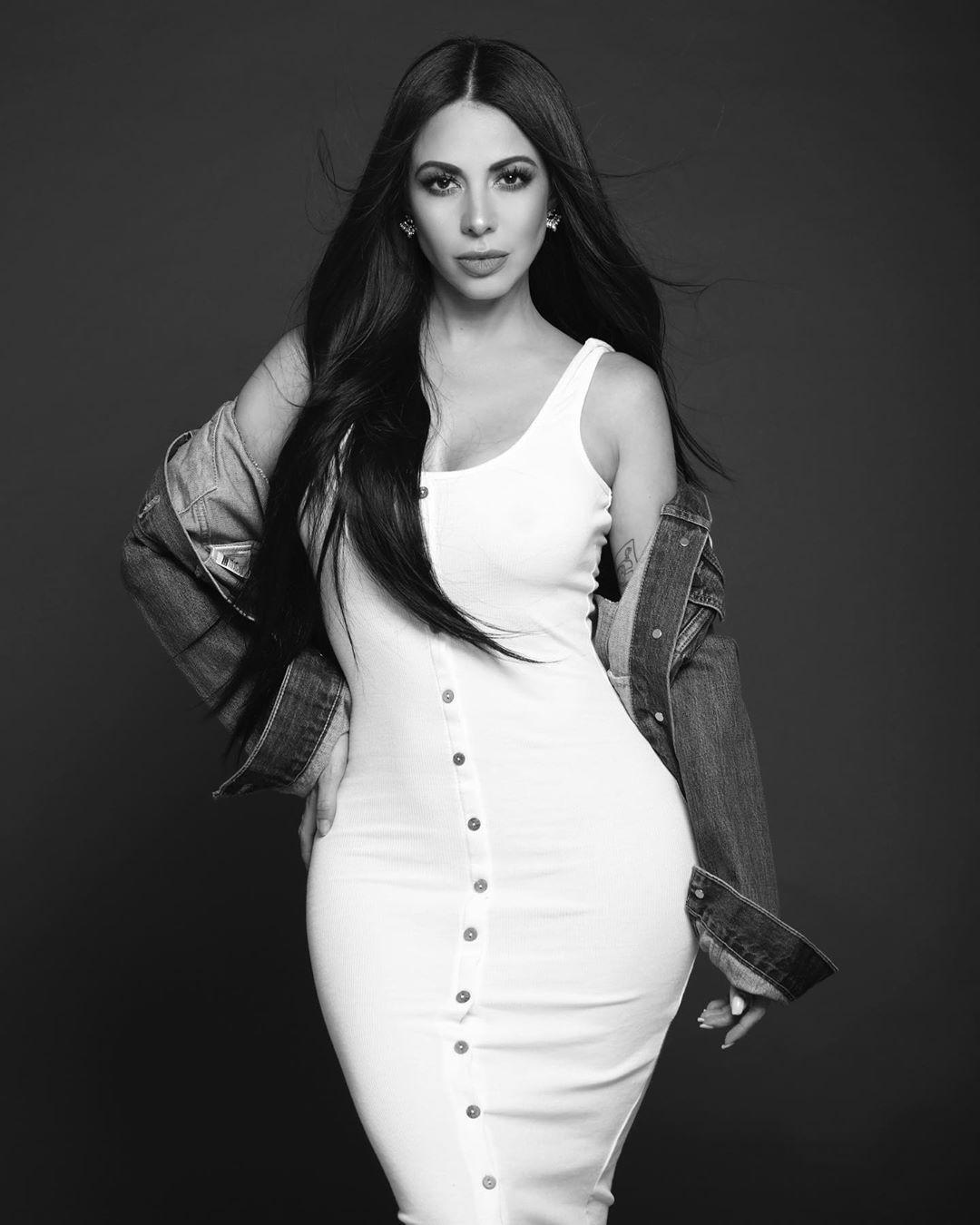 My own ideas on fashion model, Jimena Sanchez