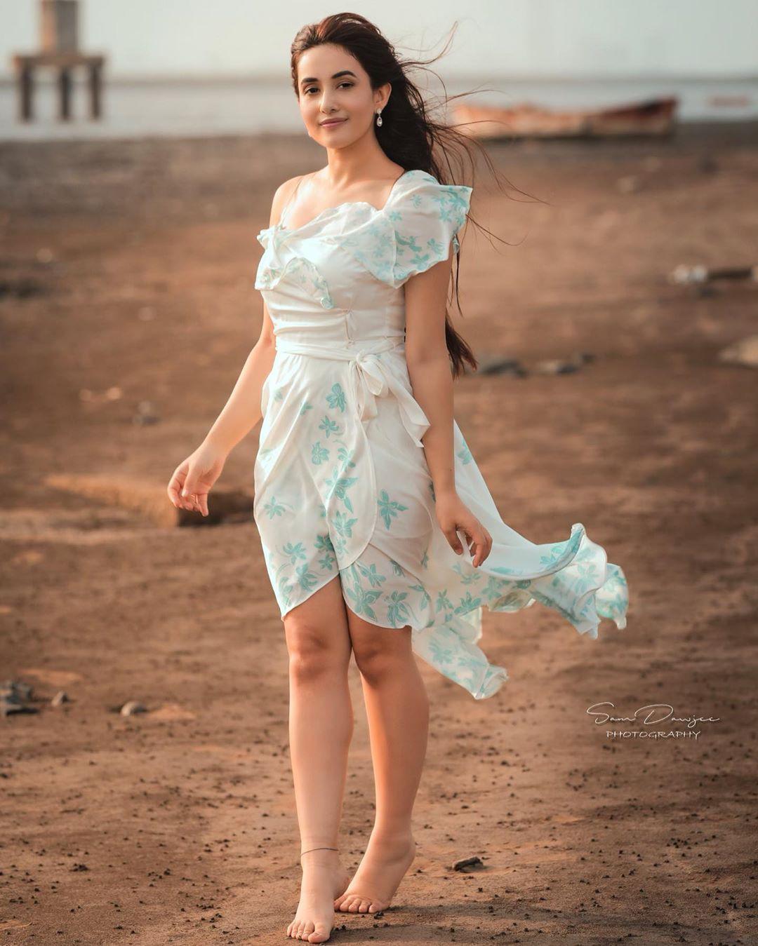 Teens most searched fashion model, Aditi Budhathoki