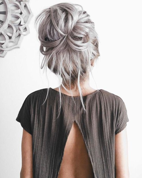 Rare collections of hair color goals, Human hair color