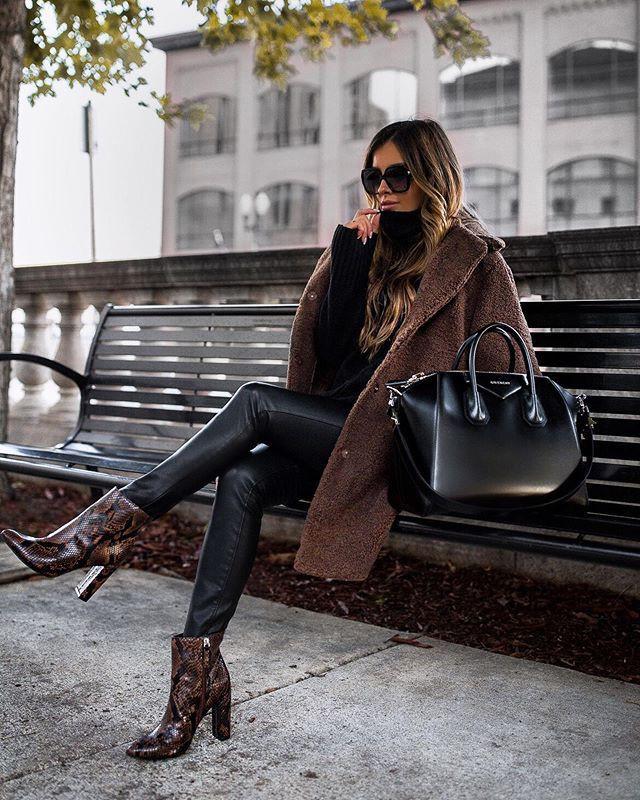Modne kombinacije za jesen 2019, Street fashion