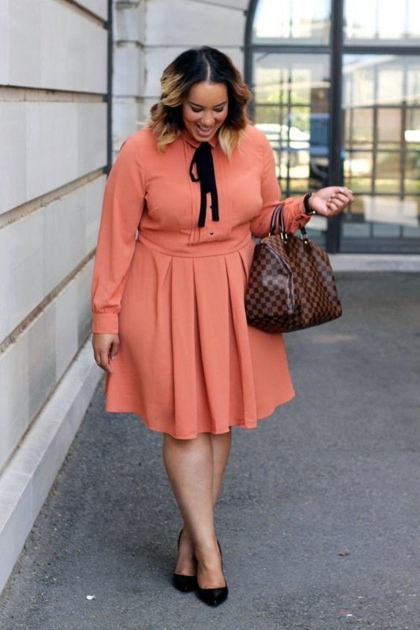 Dresses for plus size ladies